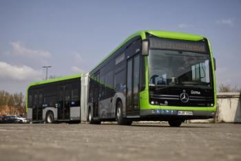 Mercedes-Benz: Stärkere Akkus für Stadtbus eCitaro