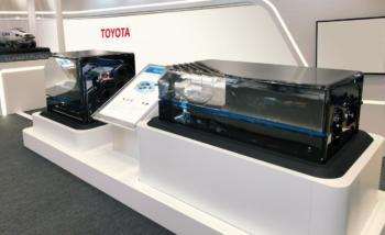 Toyota liefert Zellen für Wasserstoff-Zug