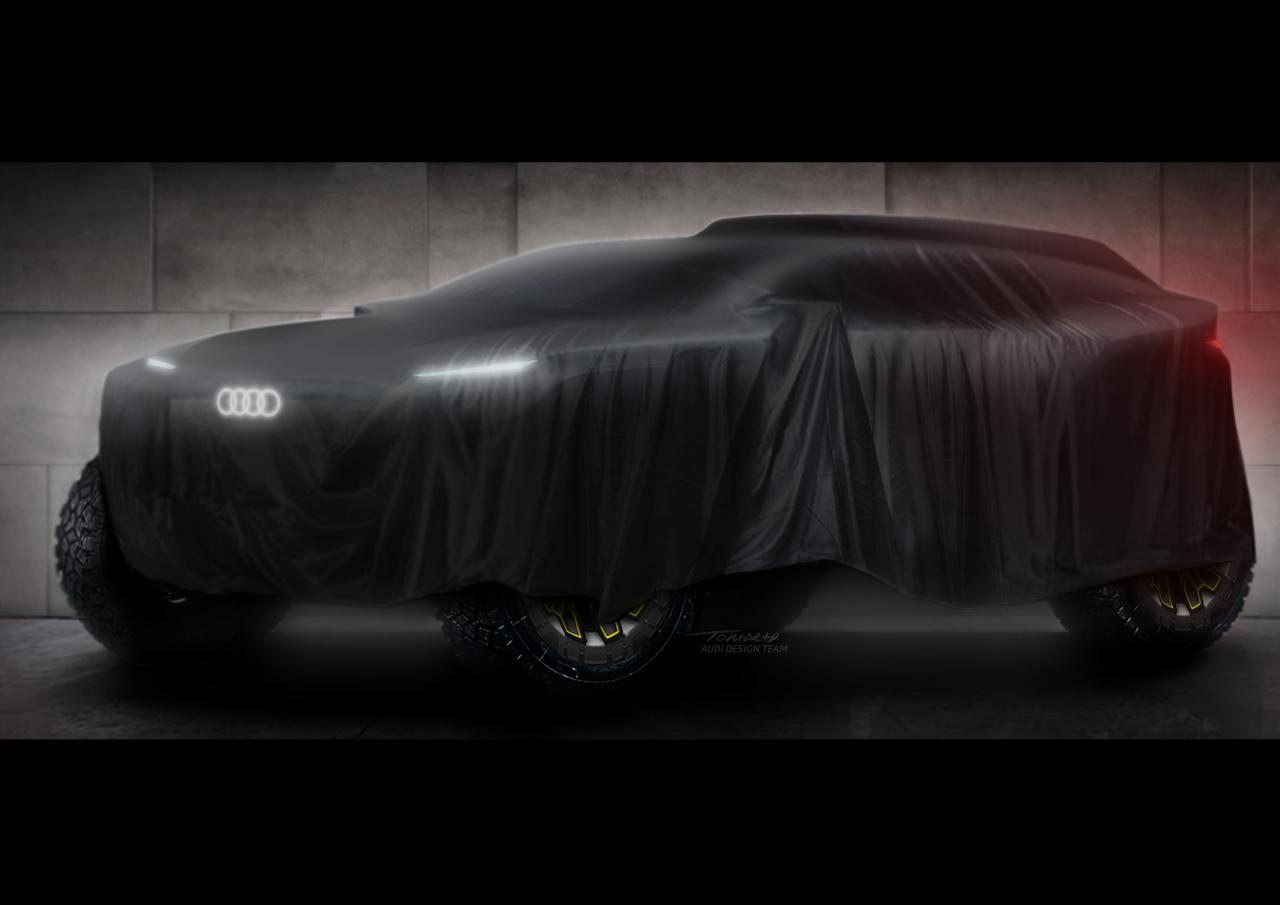 Audi bei der Rallye Dakar: Elektrisch durch die Wüste