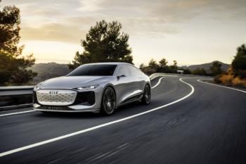 Audi A6 e-tron concept - Erster Stromer des VW-Konzern auf PPE-Plattform