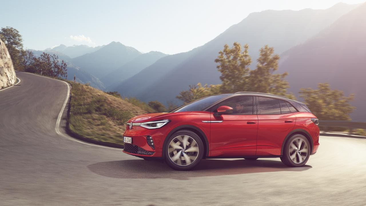 VW ID.4 GTX bringt den Dualmotor Allradantrieb auf die Straße