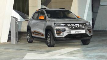 Dacia Spring Electric: Hochspanung für kleines Geld