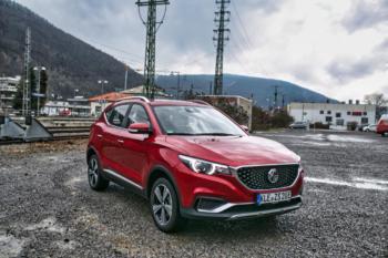 Test- und Fahrbericht des MG ZS EV
