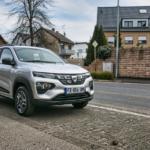 Dacia Spring Electric: Auf Spritztour mit dem E-CUV im Bonner Raum