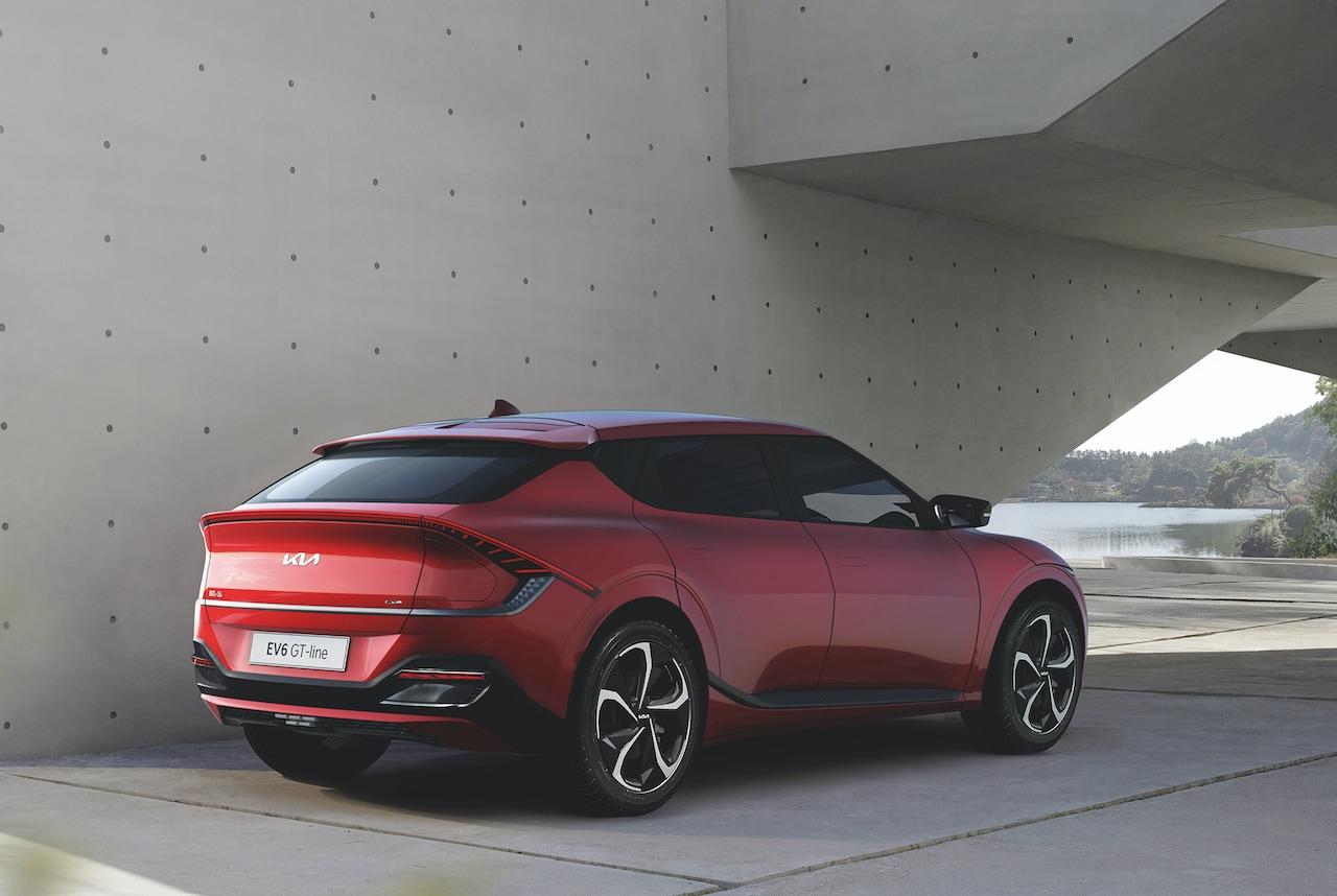 Kia-Elektroauto-EV6-GT-Heck