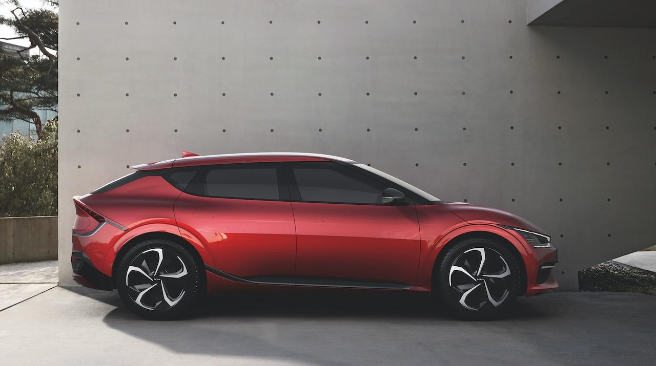 Kia-Elektroauto-EV6-GT-Seite