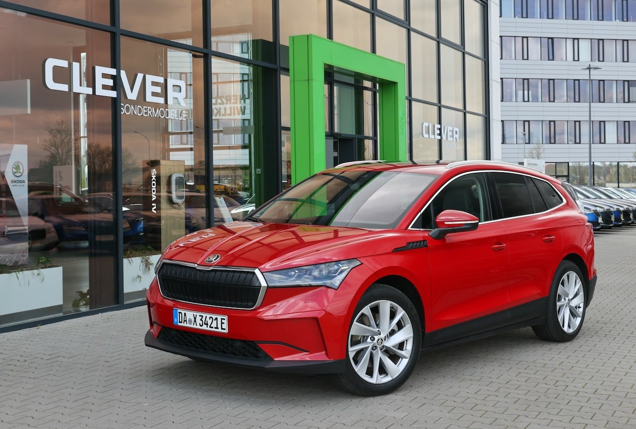 Skoda-Elektroauto-Enyaq-Lieferzeit