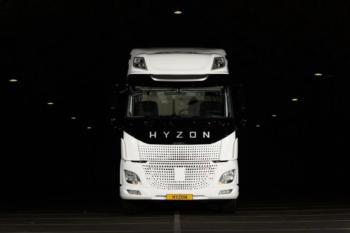 Hyzon Motors: Leasing-Service für Wasserstoff-Nutzfahrzeuge in Europa