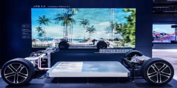 BYD zeigt 800-Volt-Basis für 1000 Kilometer Reichweite