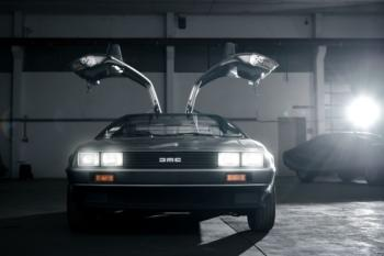 eLorean: E-Version des DMC-12 – Fortschritt im klassischen Gewand
