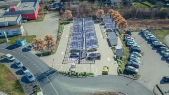 Am Kamener Kreuz entsteht Europas größter Schnelllade-Park