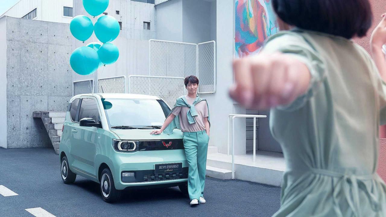 Wuling Hong Guang Mini EV Macaron - Chinas Schnäppchen E-Auto für Europa