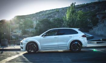 Porsche: Nach dem Macan folgt (wahrscheinlich) ein vollelektrischer Cayenne