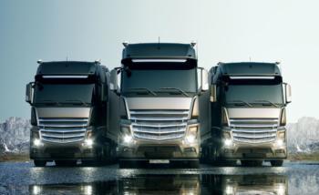 Lkw-Hersteller fordern mehr Ladepunkte und Wasserstoff-Tankstellen