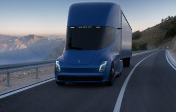 "Tesla-Laster ""Semi"": Pilot-Produktion soll im Juni starten"