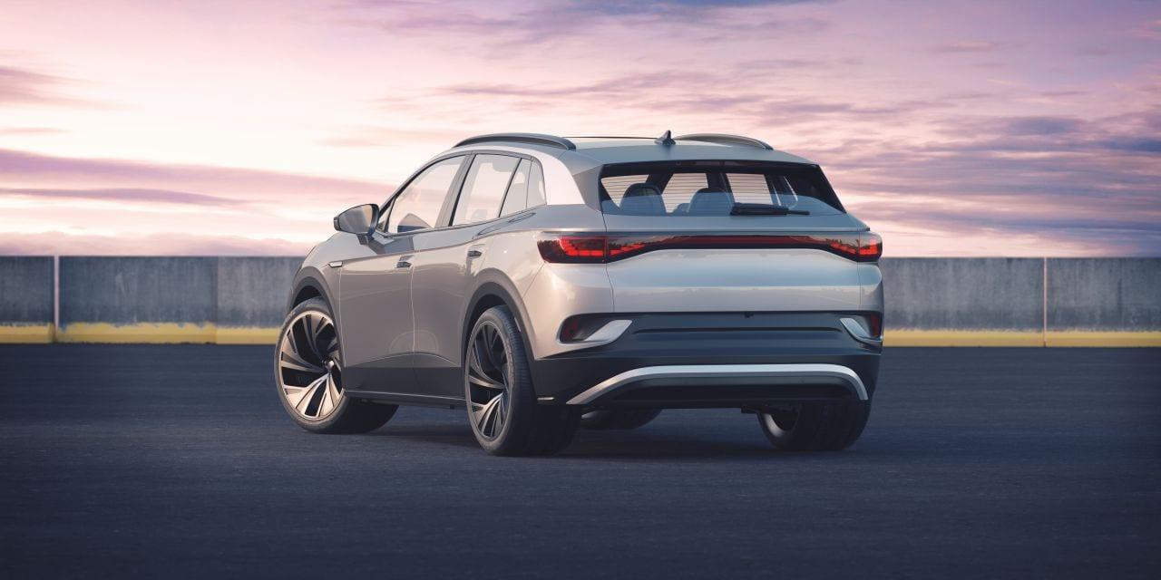 E-SUV-Zulassungen in Europa im Februar 2021 leicht rückläufig