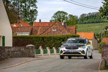Opel Corsa e-Rally besteht Feuertaufe in Frankreich