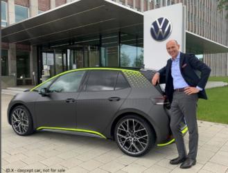 VW ID.X: Das kann der ID.3 tatsächlich leisten