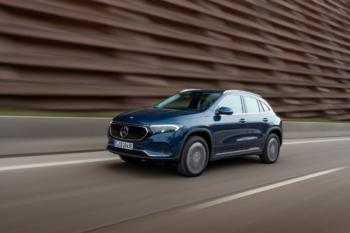 20.000 Bestellungen später: Mercedes EQA als Allradler ab sofort bestellbar