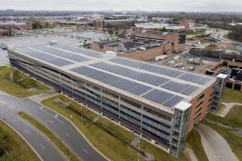 DTE Energy installiert für Ford Solaranlage mit 1.127 MWh Jahresleistung