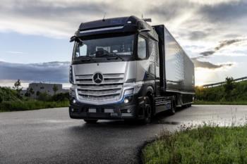 Daimler Truck und Shell machen Druck für Wasserstoff-Lkw