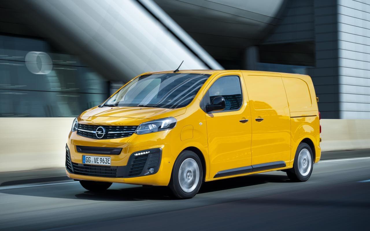 Opel baut Wasserstoff-Vivaro in Kleinserie noch 2021