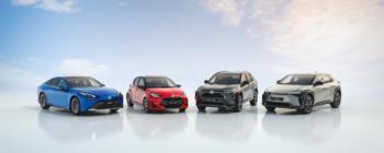 Toyota will beim Klimaschutz dreigleisig fahren