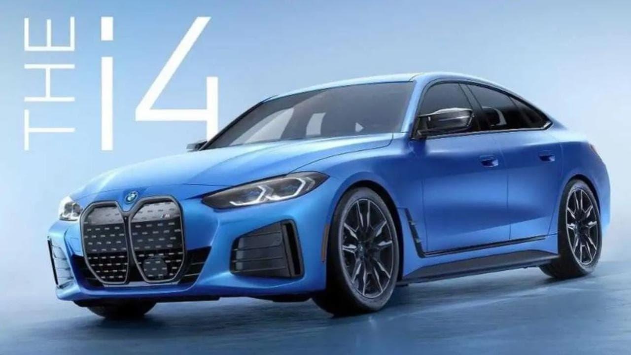Teaser: BMW i4 M50 - Perfomance-Stromer mit dem gewissen Etwas