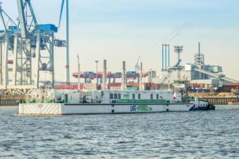 eCap Marine: Mit Wasserstoff übers Wasser