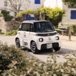 Citroën Ami – Kleinwagen aus Frankreich künftig als Cargo-Stromer unterwegs