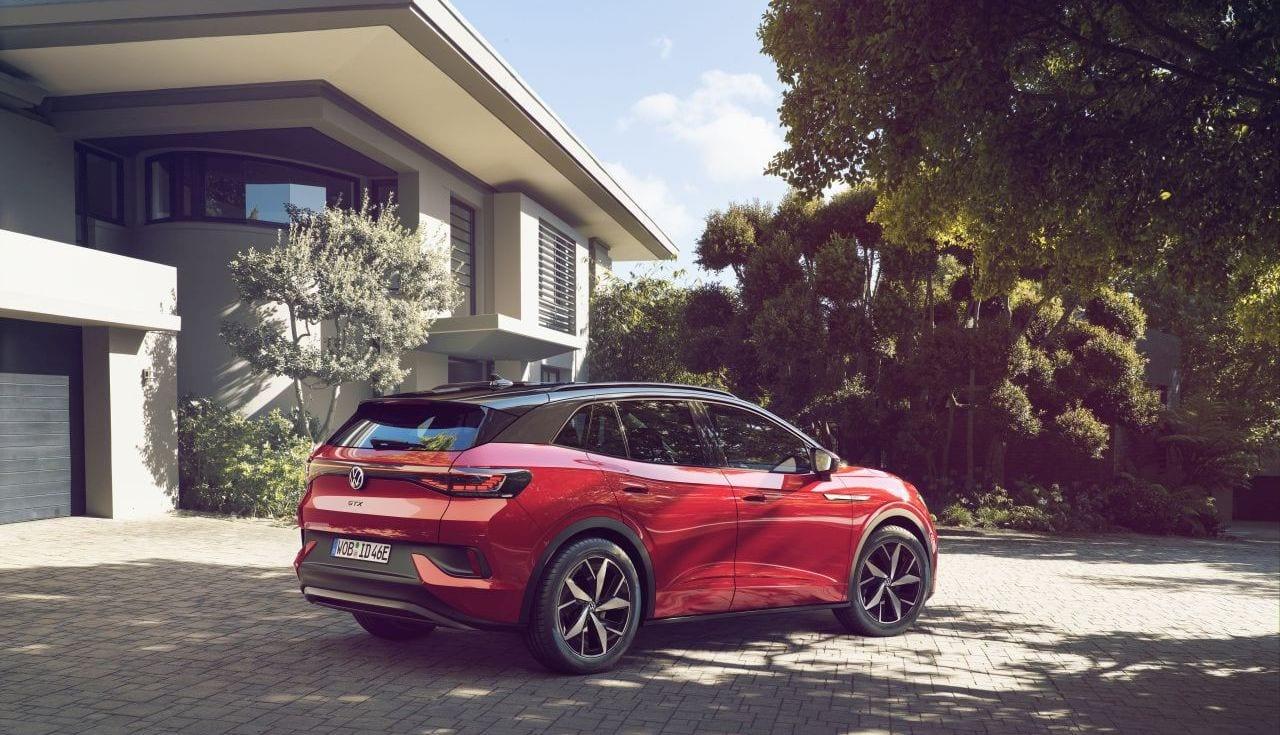 VW ID.4 GTX startet ab 50.415 Euro in Verkauf