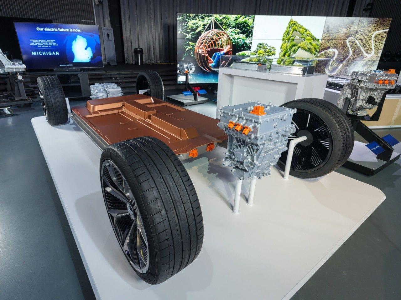 Berichte: GM will Ultium-Fahrzeuge in China bauen
