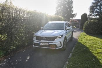 Kia Sorento 1.6 T-GDi Plug-in Hybrid AWD AT: Test- und Fahrbericht