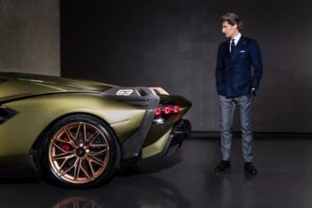 Lamborghini-Elektroauto-Nachhaltigkeit