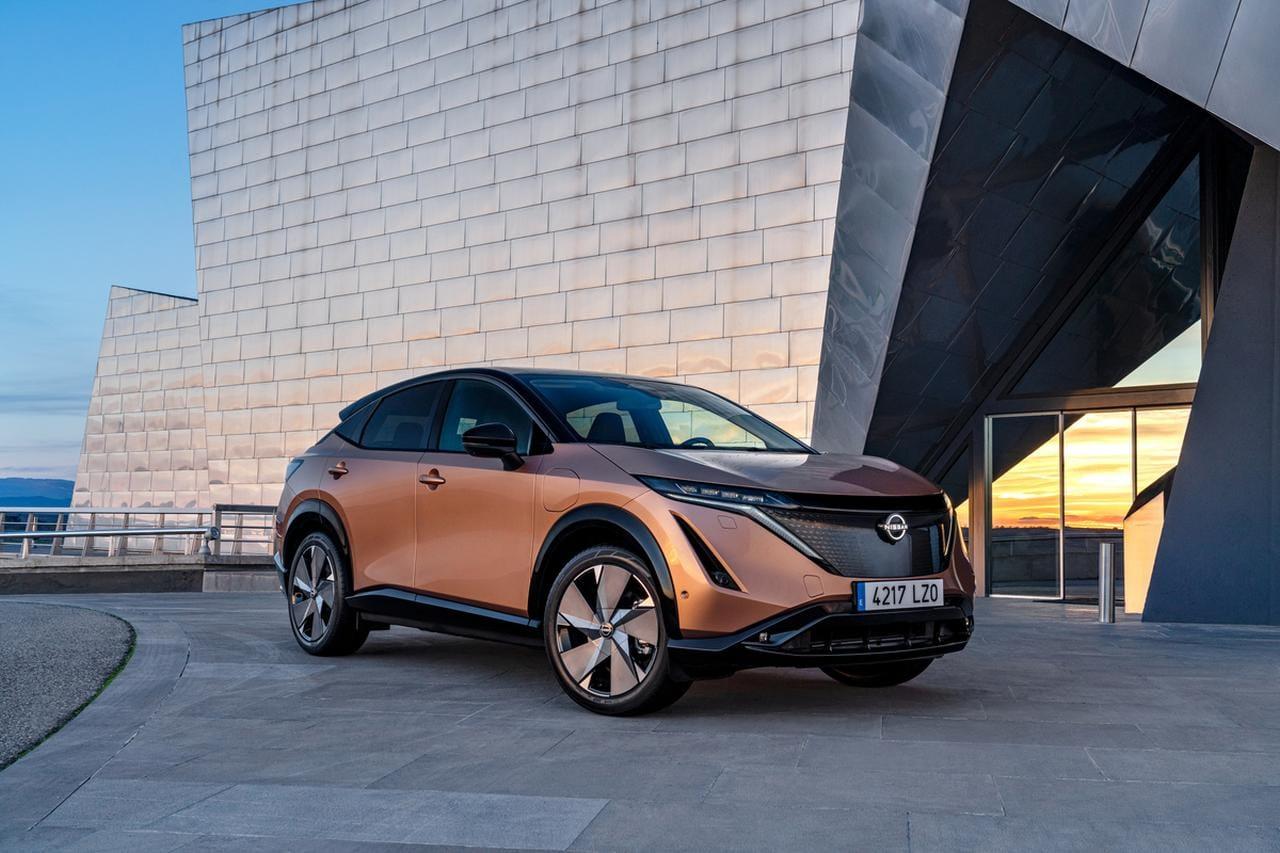 Nissan verzeichnet über 200.000 Interessenten für Nissan Ariya