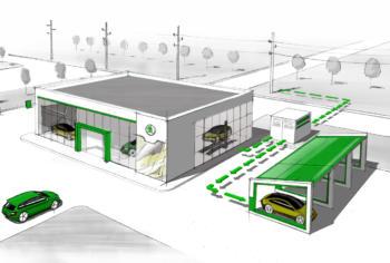 Skoda-Elektroauto-Batterie-Second-Life-CO2