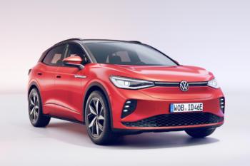 Volkswagen-ID-Elektroauto