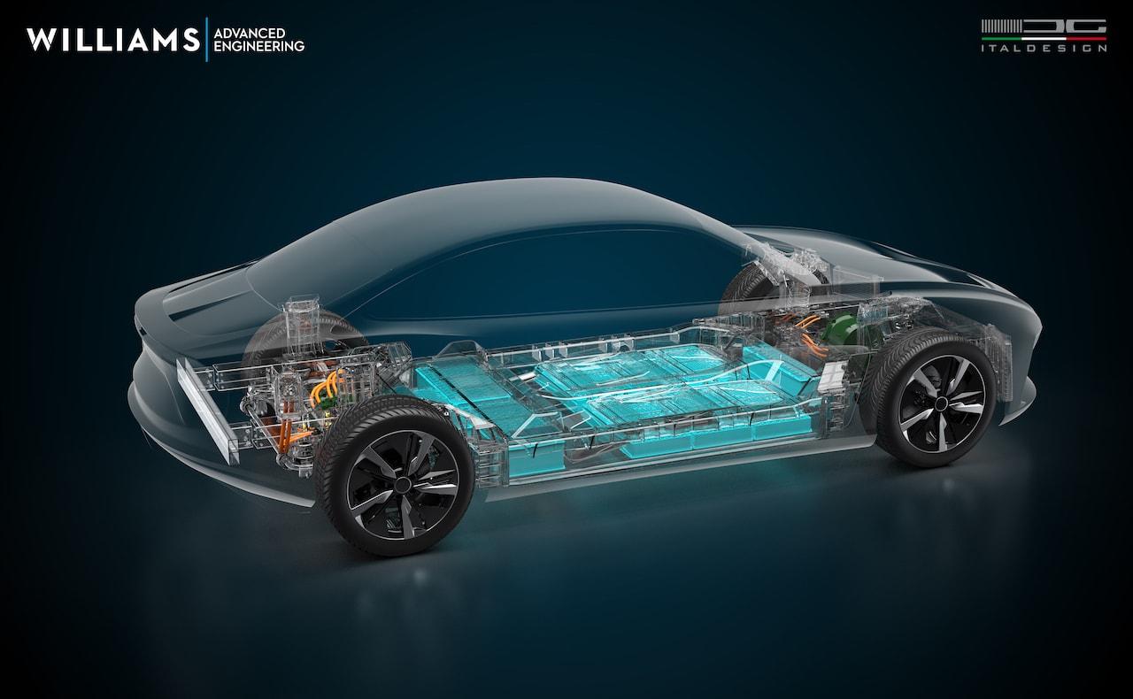Williams-Italdesign-Elektroauto-Plattform-GT