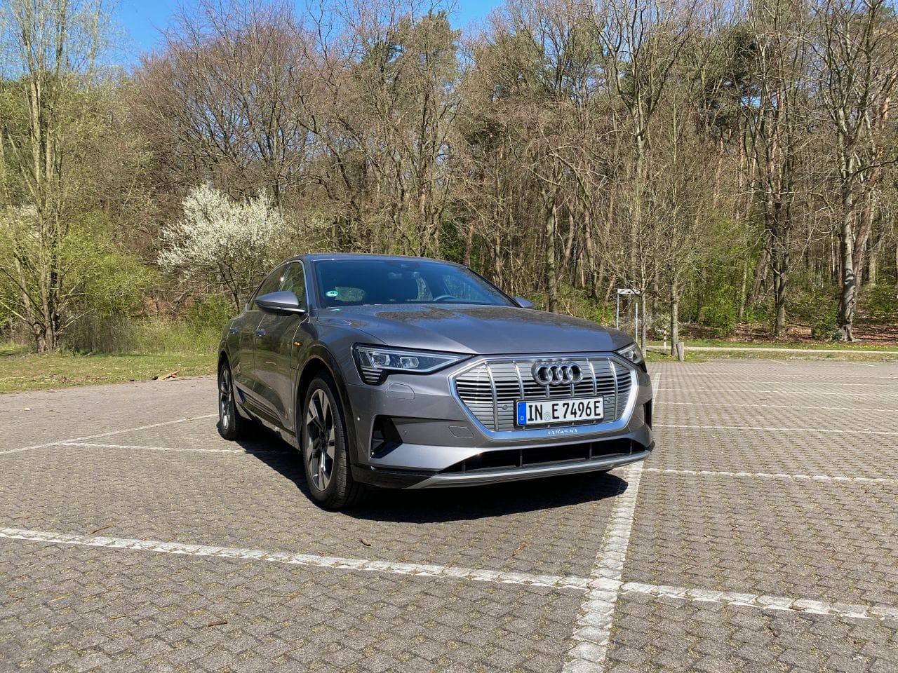 Audi e-tron Sportback: Kontinuierlich weiterentwickelt