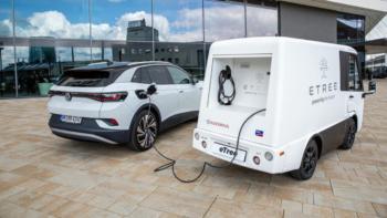 Gründer-Idee: Lade-Mobil statt Säulen-Suche