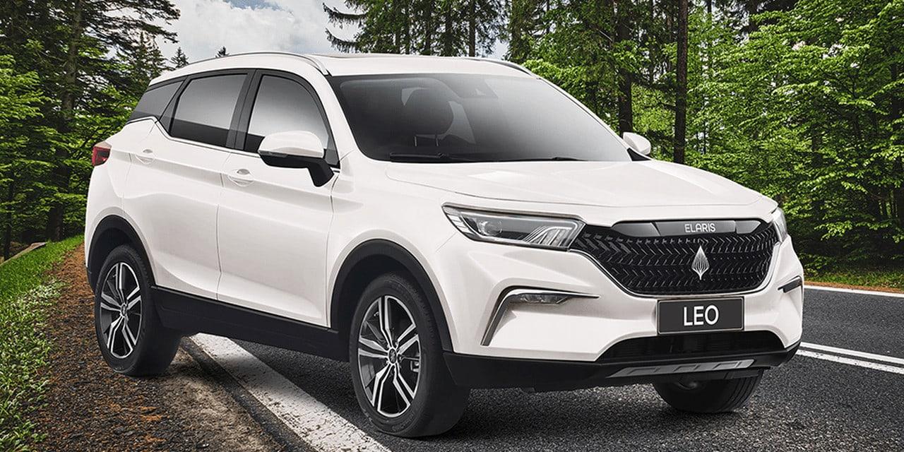 Elaris: Klein-Stromer und E-SUV aus Rheinland-Pfalz