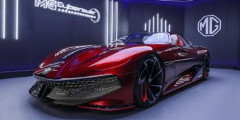 MG Motor bringt E-Roadster auf die Straße