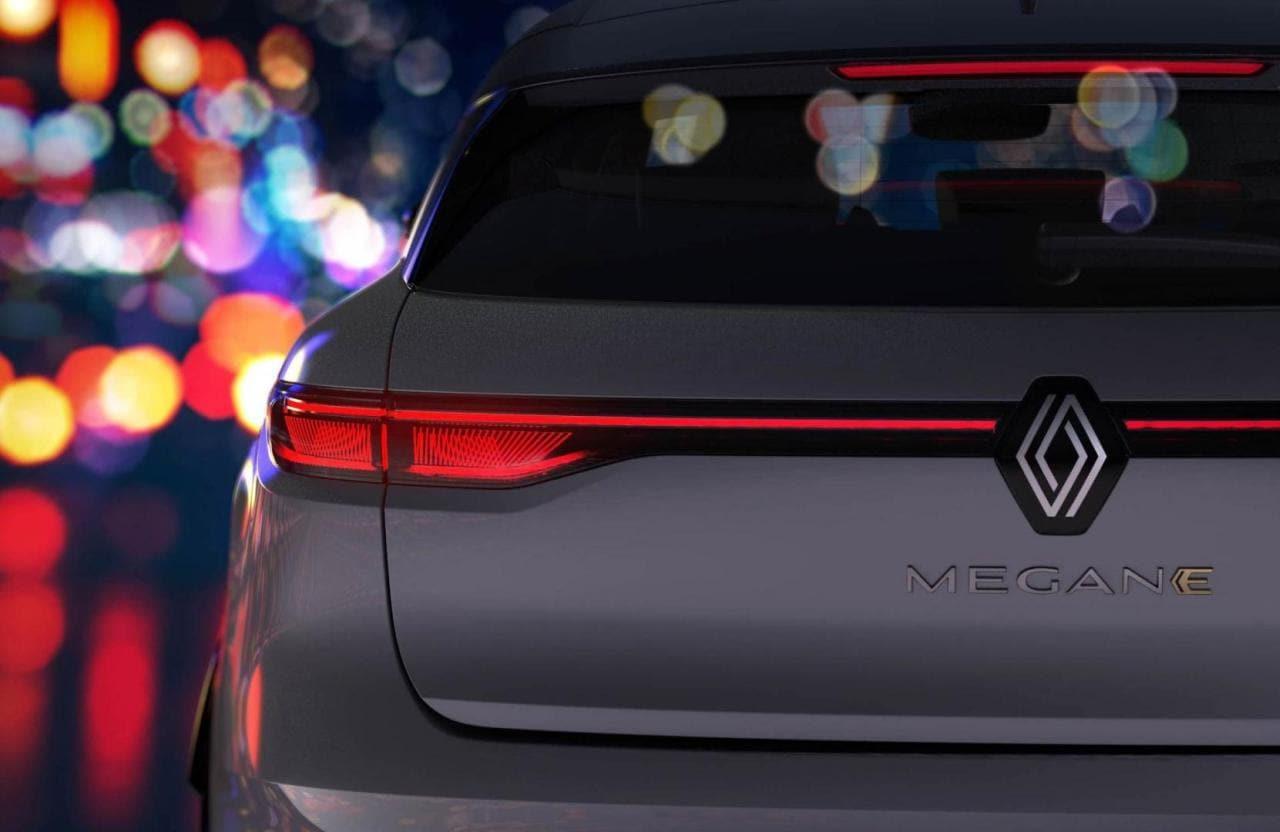 Renault Mégane E-TECH Electric folgt 2022 auf Mégane eVision
