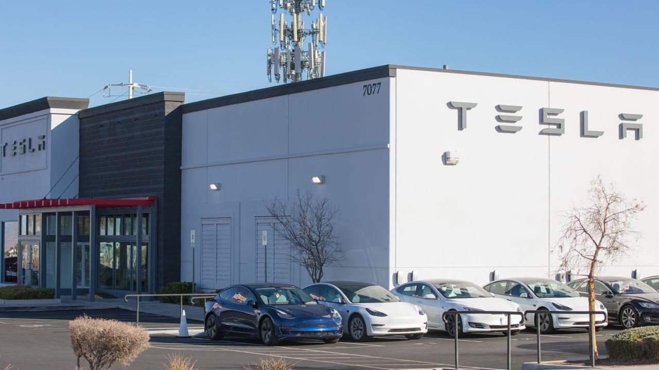 Tesla Model Y von Beginn an mit 4680-Zellen