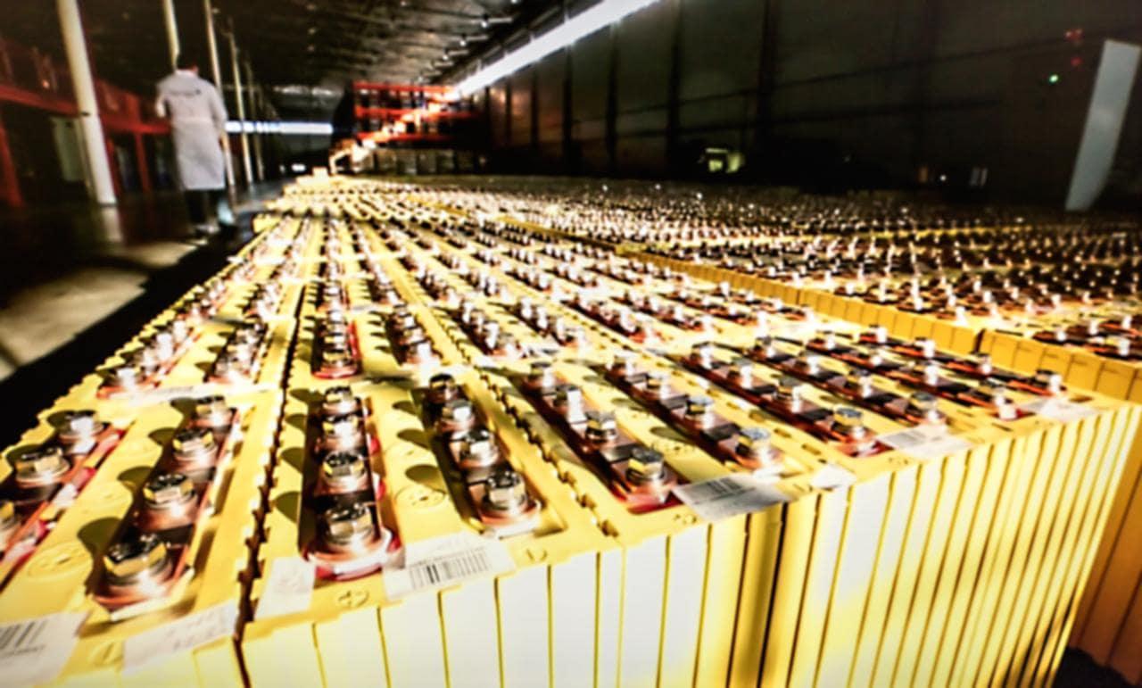 Über die Herausforderungen in der Logistik bei der Batteriezellfertigung