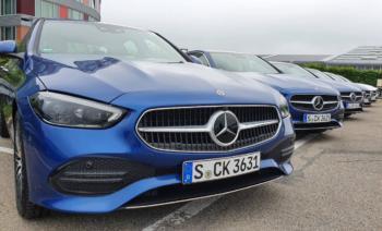 Mercedes-Benz C-Klasse Plug-In-Hybrid: Voll auf Hundert - ein Erfahrungsbericht