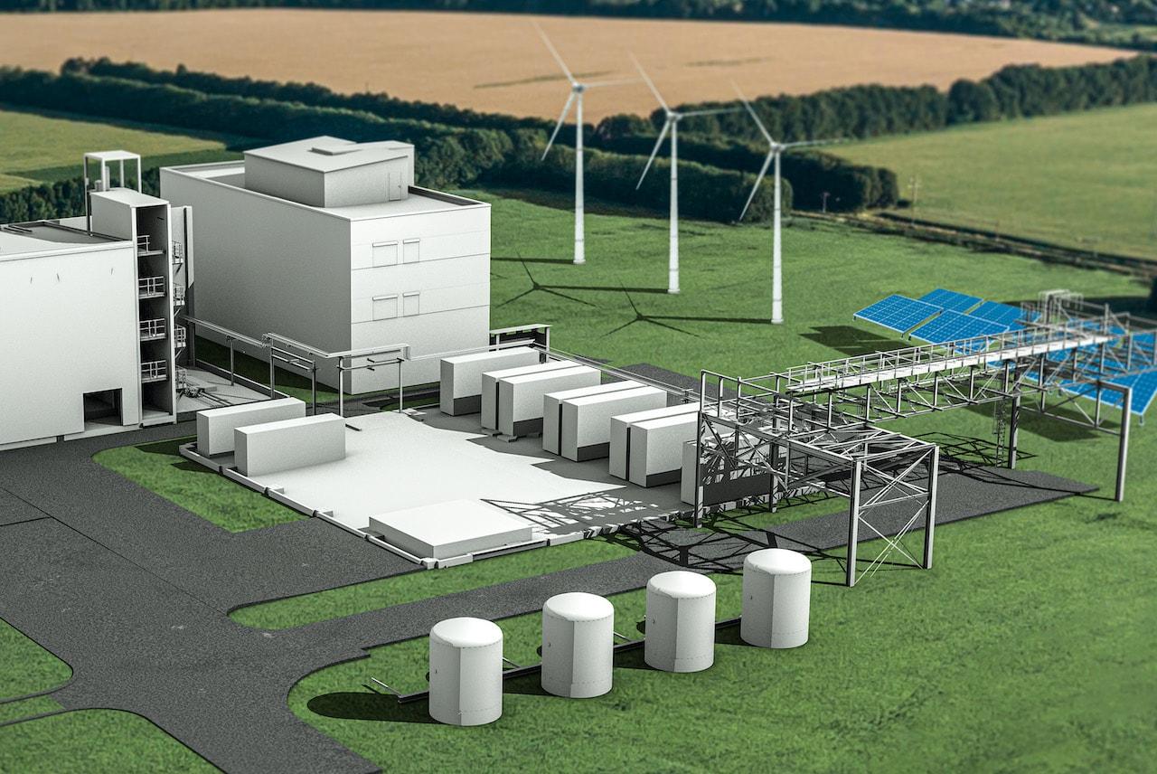 BASF_Prototypanlage_E-Auto_Batterierecycling