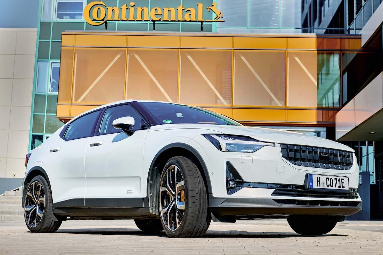 Continental-Elektroauto-Reifen-Reichweite