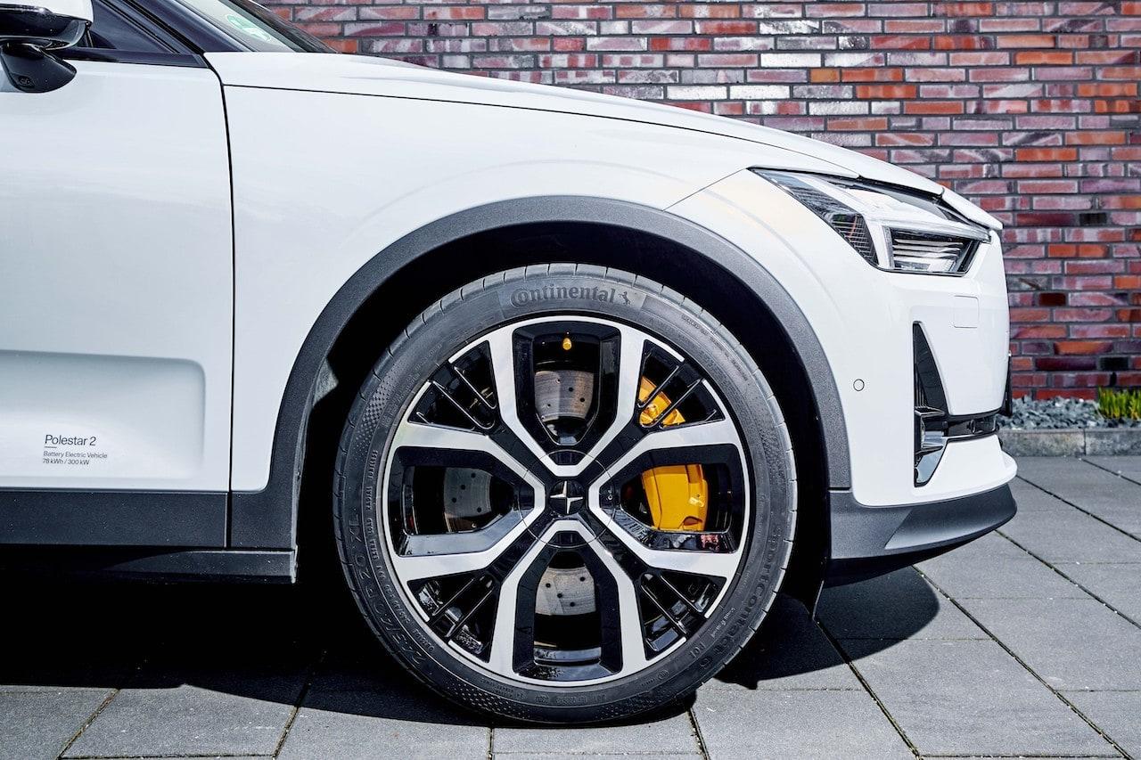 Continental-Elektroauto-Reifen