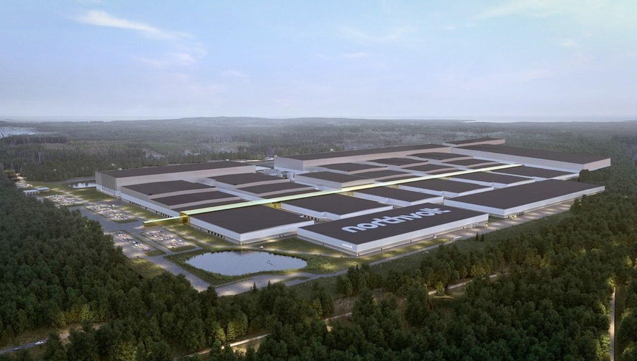 VW investiert weitere 500 Mio. Euro in Batterieaktivitäten mit Northvolt AB